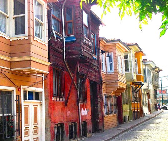 Kadirga Hamam : Quartier Kardiga