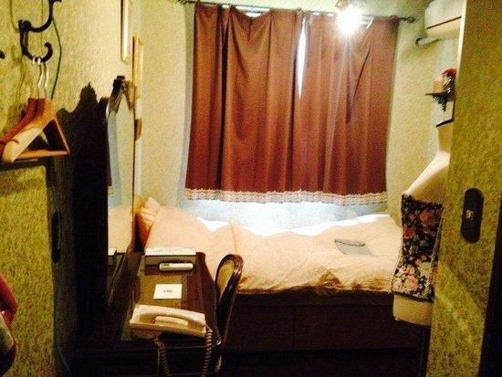 Apartment Hotel Shinjuku : Room 102