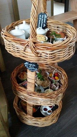 Domaine De Meros : Panier repas
