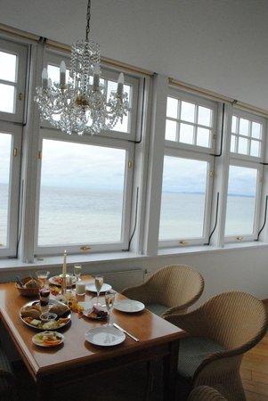 Strandhotel Sassnitz: Frühstück aufs Zimmer