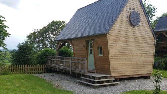 Domaine De Meros : Notre cabane