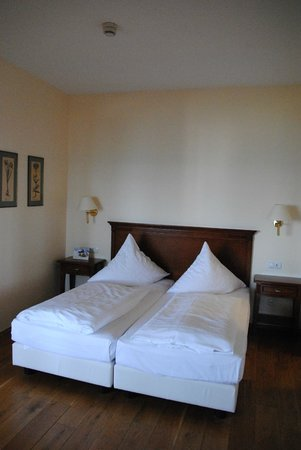 Strandhotel Sassnitz: Schlafzimmer