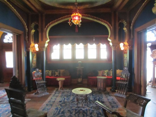 Rockcliffe Mansion: the Turkish salon