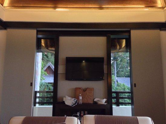 Gaya Island Resort : My room: Kinabalu Villa 852