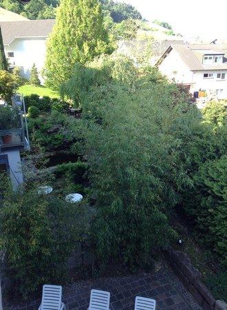 Hotel Heiligenstein: Сад у отеля