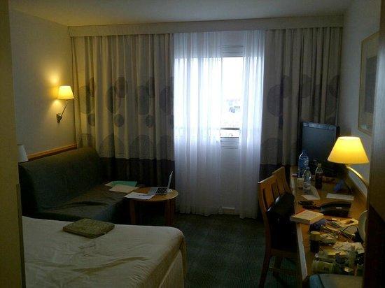 Novotel Warszawa Centrum : room