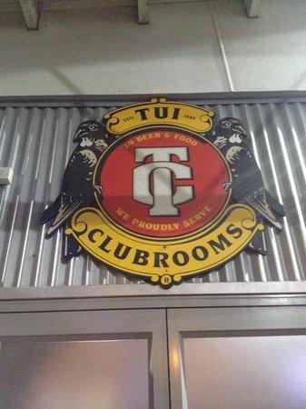 The Kensington: Tui Clubrooms.