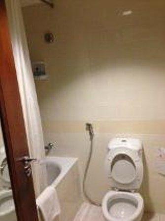 Nirwana Gardens - Nirwana Resort Hotel : Bathroom