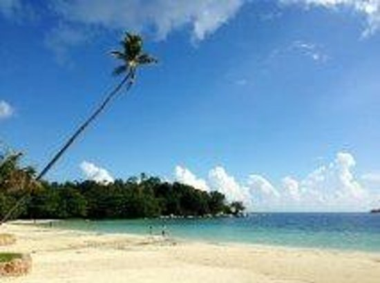 Nirwana Gardens - Nirwana Resort Hotel : Beach