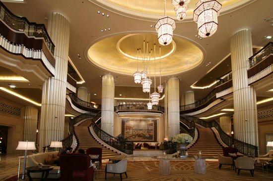 The St. Regis Abu Dhabi: St Regis Hotel Lobby