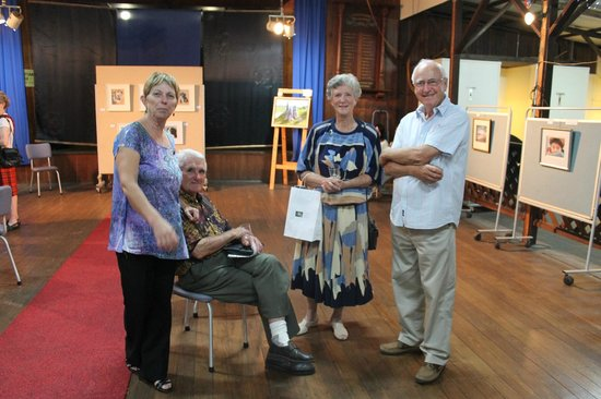 The Stokers Siding Dunbible Memorial Hall : Exhibitions