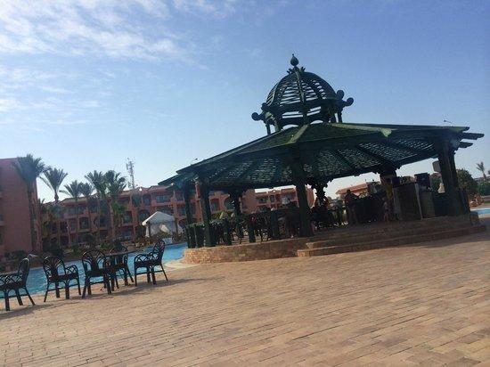 Park Inn by Radisson Sharm El Sheikh Resort: Lotus Pool Bar