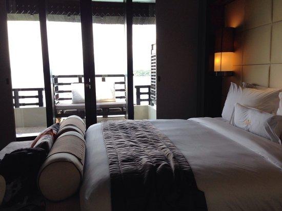 Gaya Island Resort : My room: Kinabalu Villa 852.  really great!