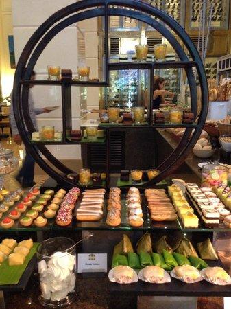 La Coupole: Dessert Station