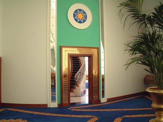 Burj Al Arab Jumeirah: Front door to Club Suite 1907