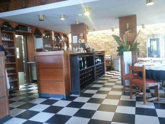 A Cantina : Bar area