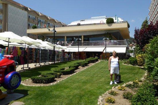 Hotel Checkin Sirius : Vista del hotel