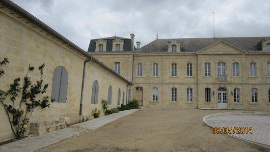 Château Soutard : The building