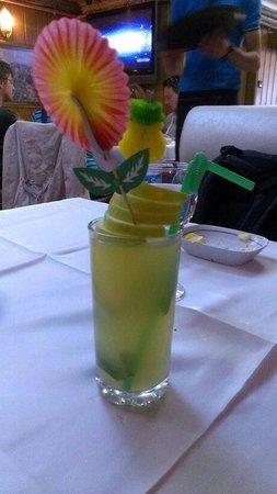 Sultanahmet Buhara Kebab House : Fresh lemonade