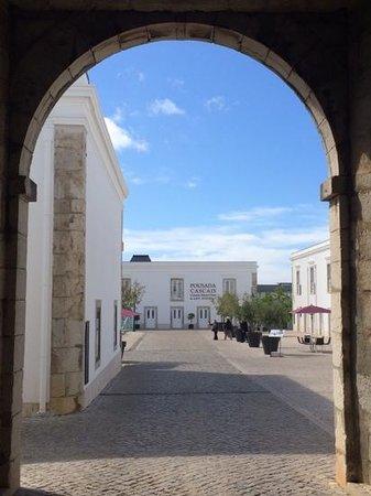 Pestana Cidadela Cascais : front entrance