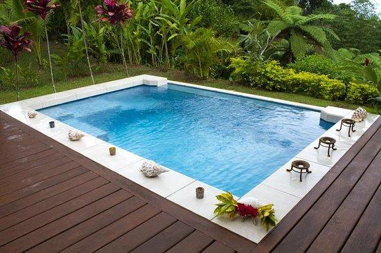 Emaho Sekawa Resort : Plunge pool with amazing views