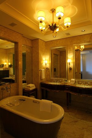 The St. Regis Singapore : Bathroom