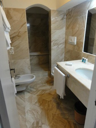 Balocco Hotel: Salle de bains