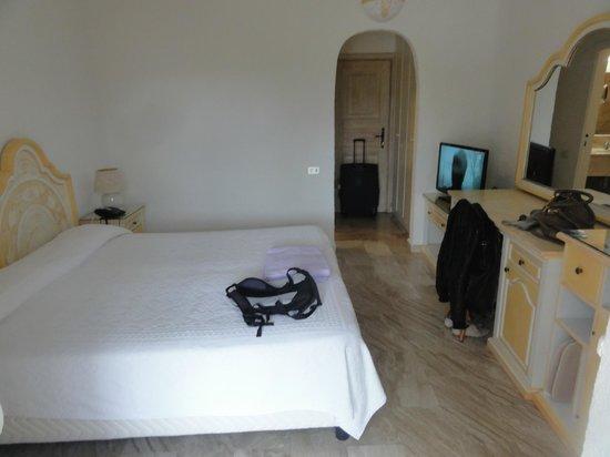 Balocco Hotel: Chambre