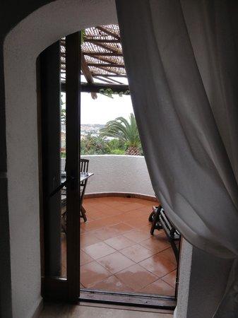 Balocco Hotel: Terrasse
