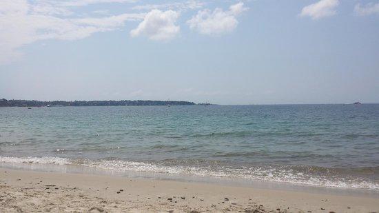 Juan les Pins Main Beach : Main Beach