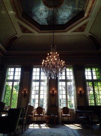 Die Swaene: 1st floor area