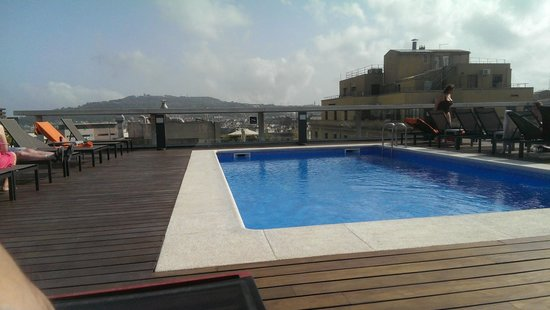 Hotel Jazz : Rooftop Pool