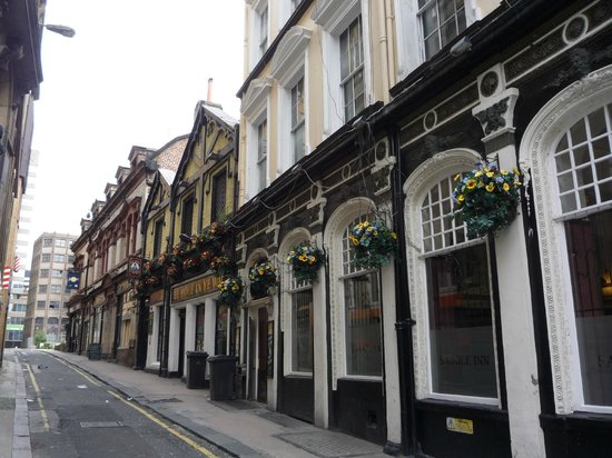 The Richmond, BW Premier Collection: Pubs nearly