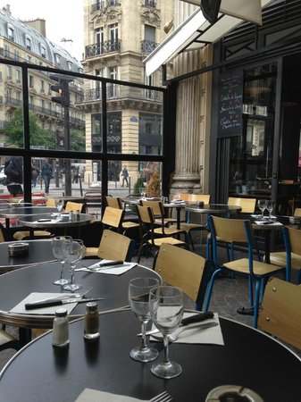 la terrasse foto de la penderie restaurant paris tripadvisor. Black Bedroom Furniture Sets. Home Design Ideas