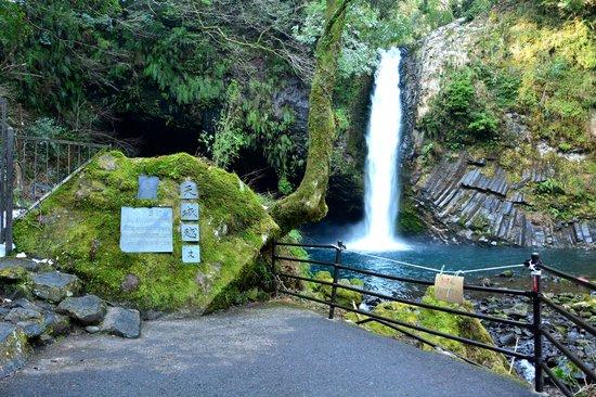 Joren Waterfall: 浄連の滝