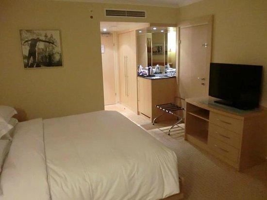 Hilton Vienna: ベッドルーム