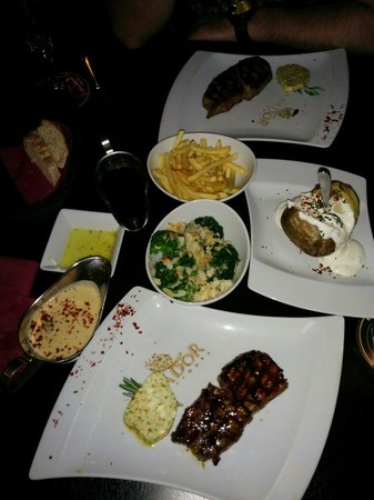 Steakhouse ASADOR: Great food