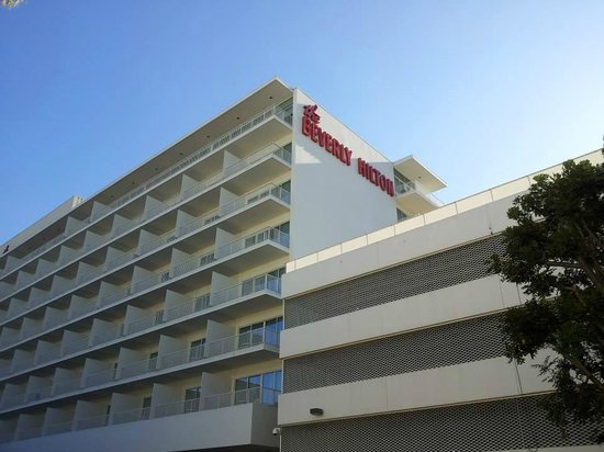 The Beverly Hilton : Hotel