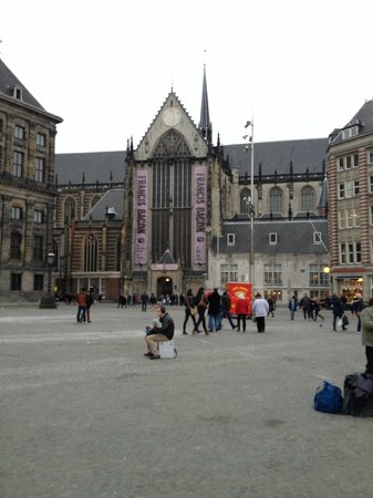 Nouvelle église (Nieuwe Kerk) : 外観