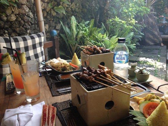 Kori Restaurant & Bar : Sate & Kori Punch