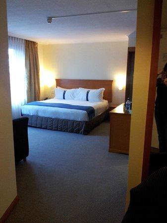 Holiday Inn Old Sydney : from entry door