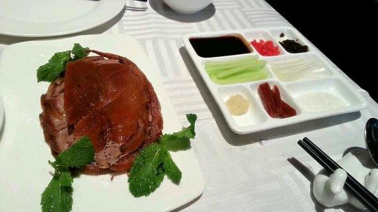 Siji Minfu Restaurant Peking Roast Duck (Dengshikou) : Roast Duck