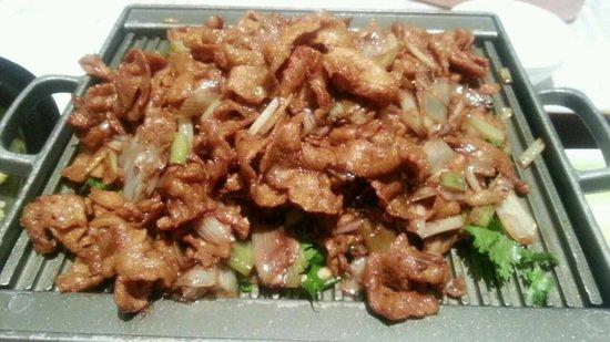 Siji Minfu Restaurant Peking Roast Duck (Dengshikou) : Vanilla Lamb