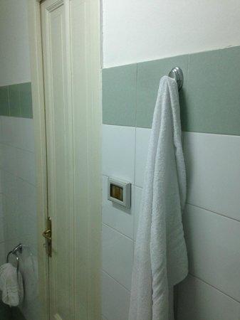 Hotel del Centro: Beaucoup de rangements