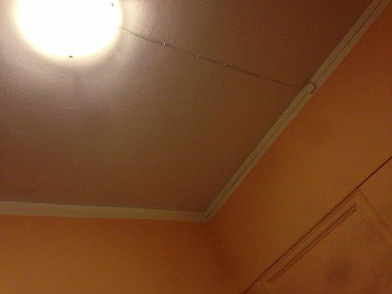 Hotel del Centro: Une chambre tamisée et relaxante