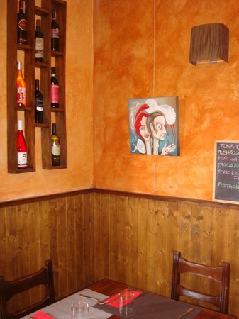 Rojo Tomate: ristorante