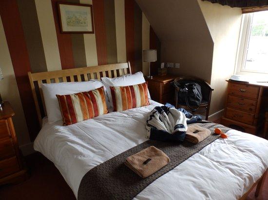 Glen Clova Hotel: Room nr. 2