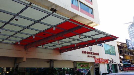 Red Rock Hotel: Hotel Foyer