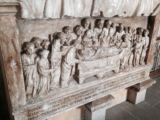 Palais des Papes : morto un Papa ...