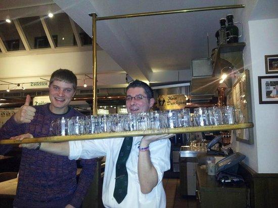 Hansens Brauerei: after!